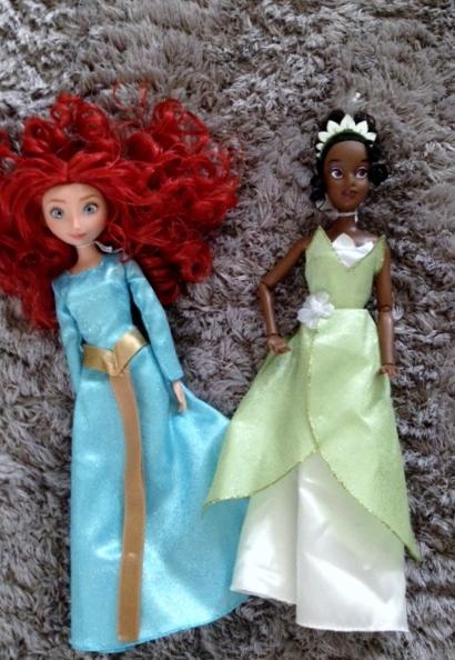 Princess dolls