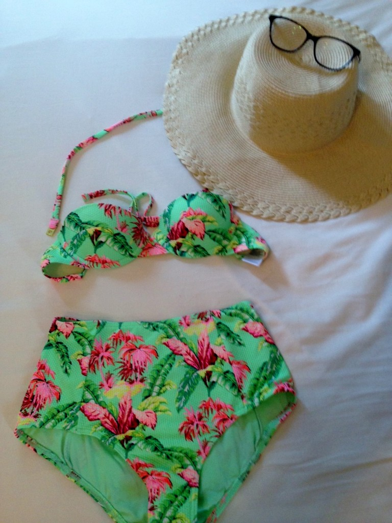 Top Shop Bargain high waisted bikini