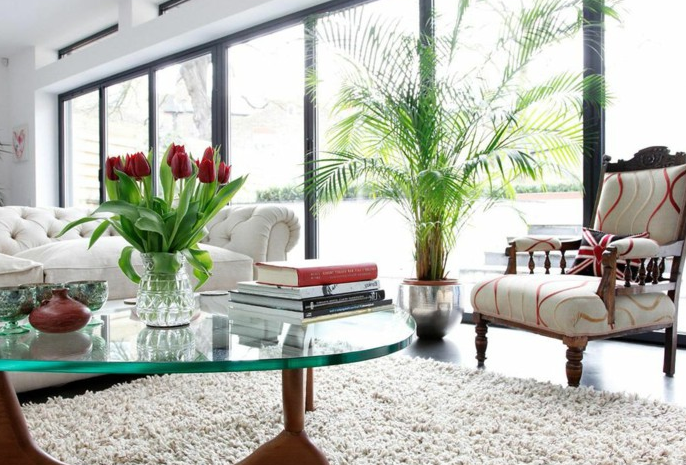 flowers in the living room tips and tricks for decorating your living room with 20153
