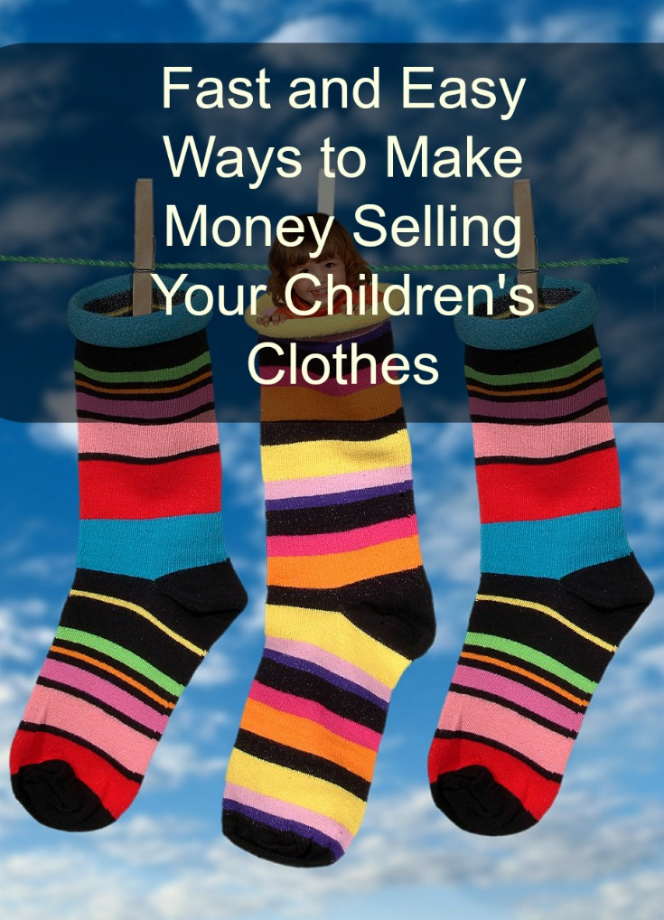 Fast and Easy Ways to Make Money Selling Your Children's Clothes