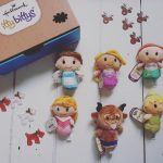 How blinkin cute are these ittybittyuk princess collection dolls? Theyhellip