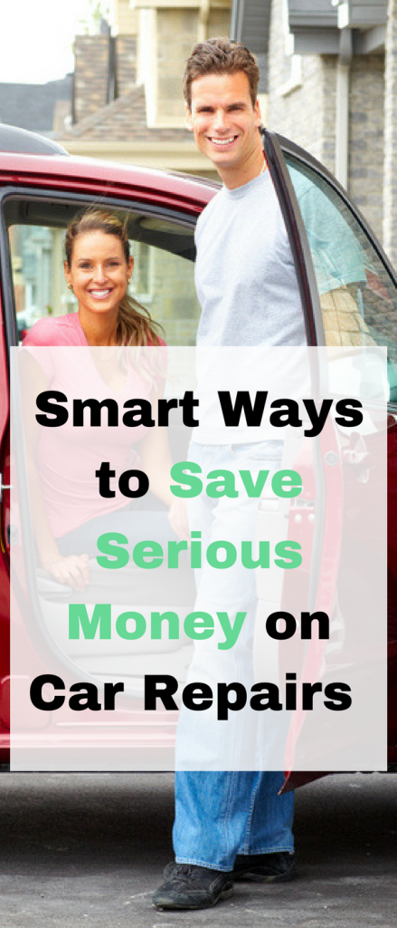 Smart ways to save serious money on car repairs by Emma at Mums Savvy Savings #SaveMoney #SeriousMoney