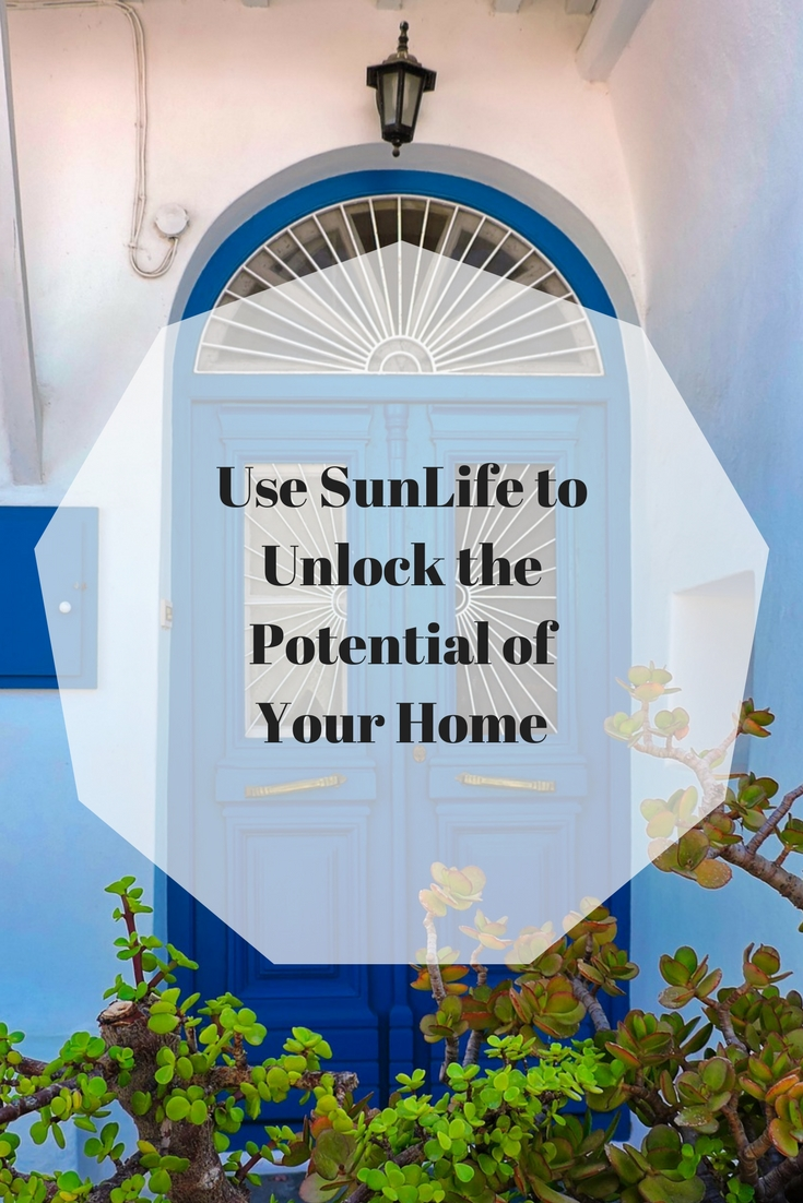Use SunLife to Unlock the Potential of Your Home, equity release