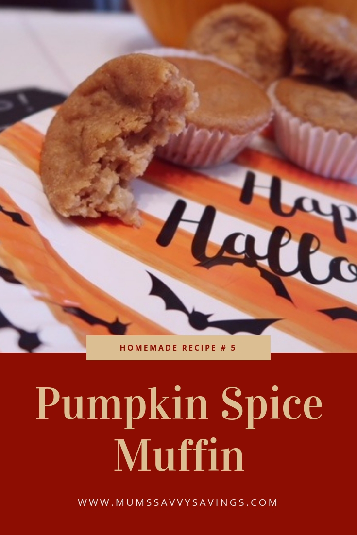 pumpkin spice muffin recipe #leftoverpumpkin #usingpumpkin #pumpkinrecipes #autumnrecipe
