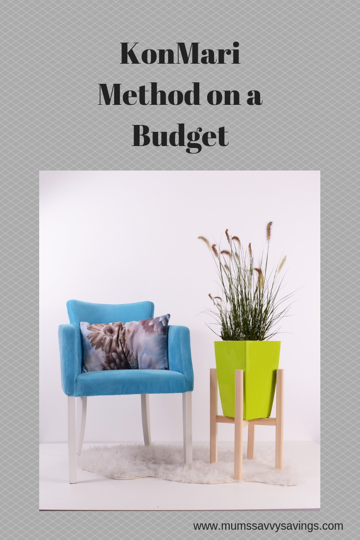 KonMari Method on a Budget